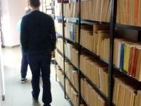 lekcja wmiejskiej bibliotece pedagogicznej